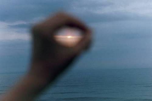Julianne Swartz - Placement (Sunset Blue) (2007)