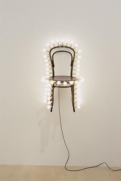 Darren Lago - Electric Chair (2003)