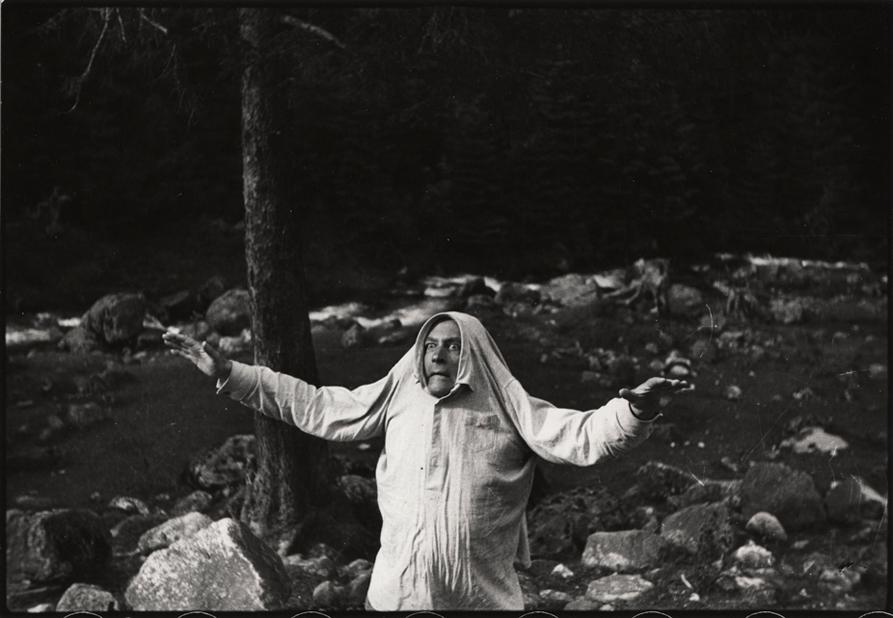 Stanislaw Ignacy Witkiewicz- ghost, 1935