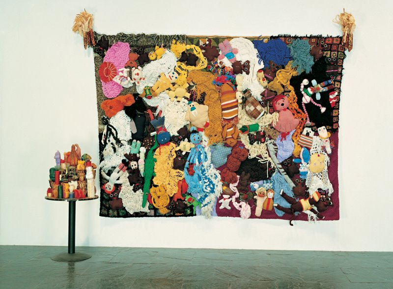 Mike Kelley, More Love Hours Than Can Ever Be Repaid and The Wages of Sin, 1987