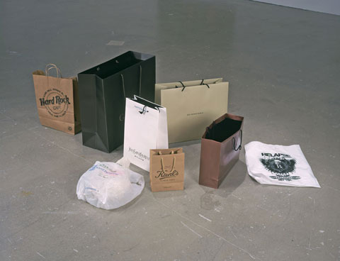 """Make Your Own Life"", 2006 by Merlin Carpenter."