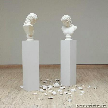 """Giulio Paolini  """"L'altra figura"""", 1984"""