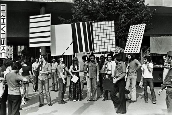 Grupa TOK performance, Serbia '73
