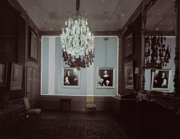 Once it was today, Van Loon Museum,20063