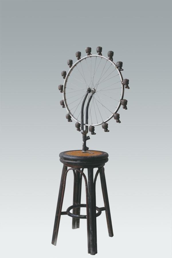 Duchamp's Ferris Wheel Zhang Qiang