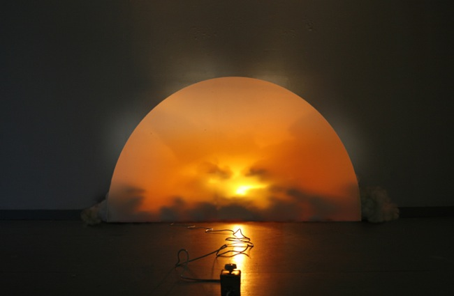 Sunset Now«, 2008 by Adam Parker Smith