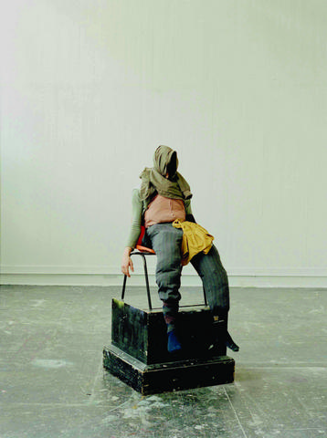 Philip Ewe, 'Untitled sample from Wearing All My Clothes At Once' 2007