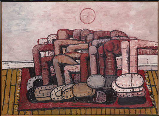 Philip Guston, Rug, 1976