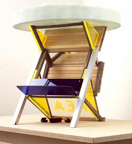 Ikea House, 2003 by Thomas Schuette