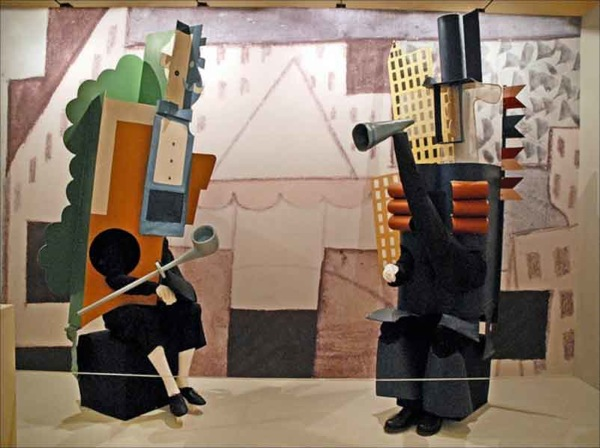 Pablo Picasso, Parade (1917)
