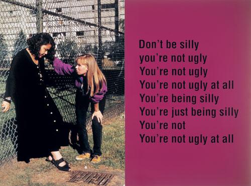 Ken Lum. Don't be silly, 1993