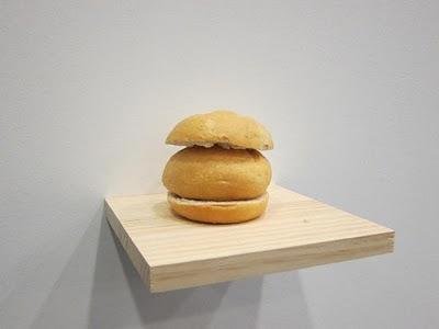 Wilfredo Prieto bread with bread