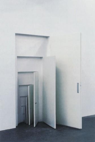 Monika Sosnowska, 'Doors (Drzwi)', 2003