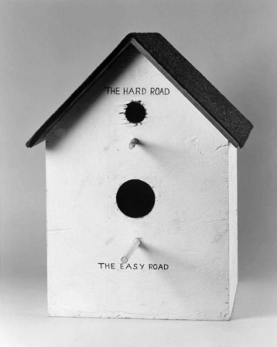 Mike Kelley, Catholic Birdhouse, 1978