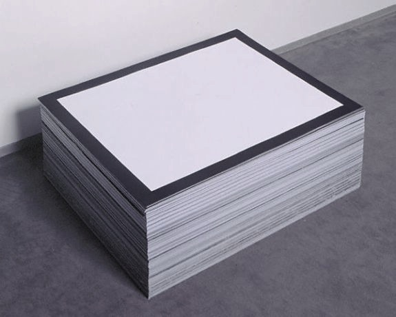 "Felix Gonzalez Torres ""Untitled"" (the end)"