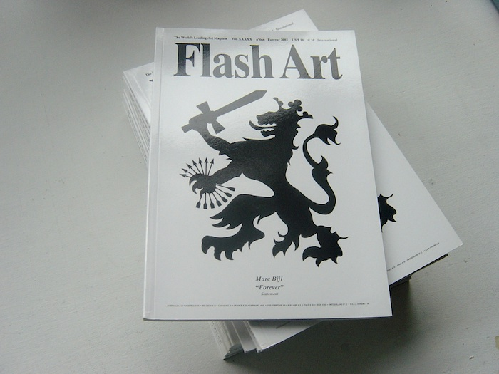 Bijl_Flash Art kopie