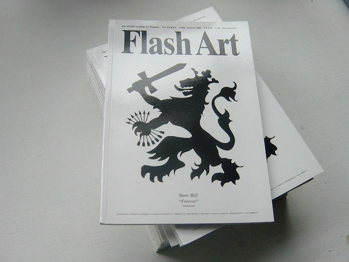 Bijl_Flash Art kopie