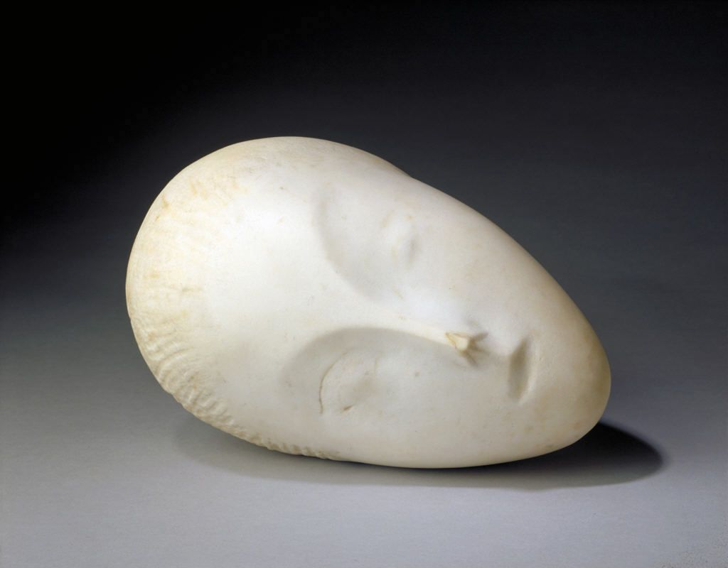 Brancusi_Sleeping-Muse_1910