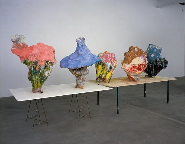 FRANZ WEST Workingtable and Worktop, 2006