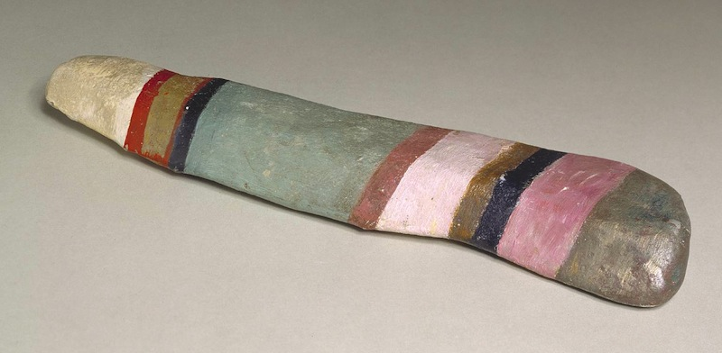 Painted Stone 1945-7 by Kurt Schwitters 1887-1948