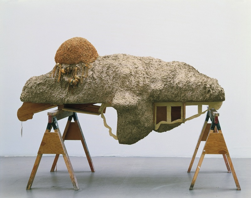 Mike_KELLEY_SS Cuttlebone, 2000