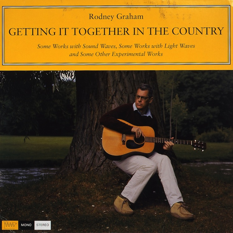 Rodney_Graham_Getting it Together in the Country, 2000