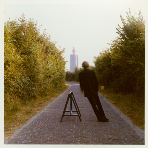 Bas Jan Ader – Broken fall (Organic), 1971