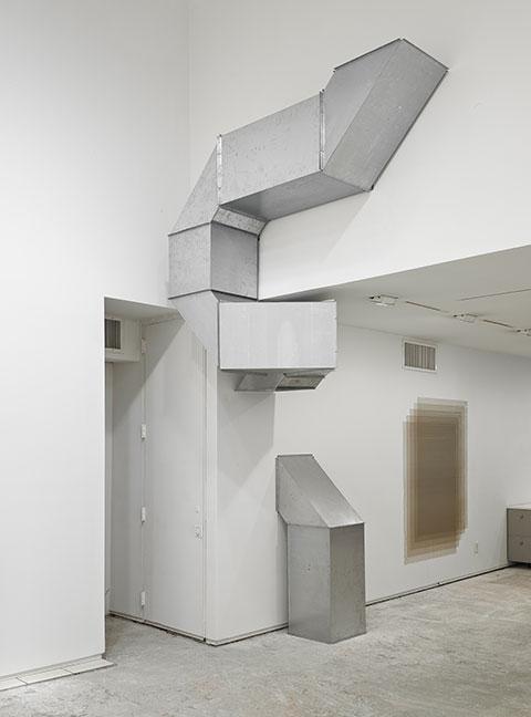 Charlotte Posenenske, Series D Vierkantrohre (Square Tubes), 1967_2009