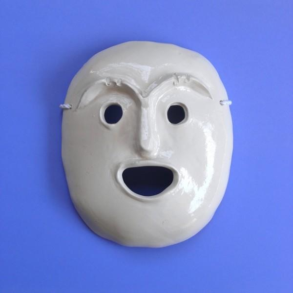 Alice Tomaselli - Silly-Death mask
