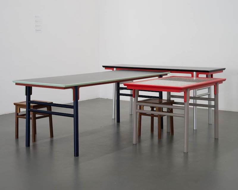 Ming furniture designed by Hans van Dijk