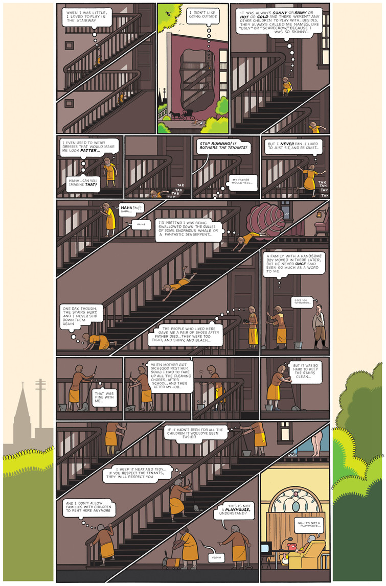Chris Ware Building Stories Pdf