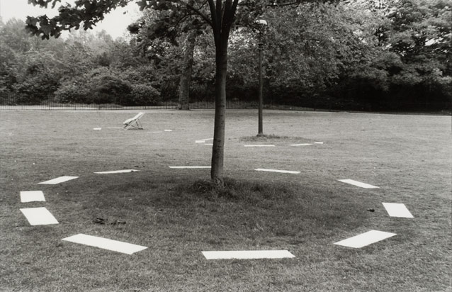 David Lamelas_Senalamiento de tres objetos (Signaling of three objects), 1968-3