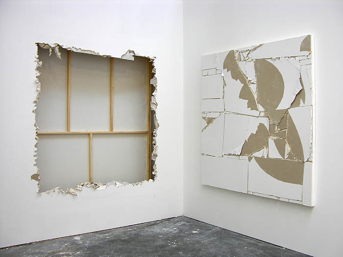 Pablo Rasgado, Unfolded Architecture (Double Negative), 2011