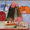 Philip Guston_The Rest Is For You 1973