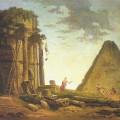 hubert robert_the accident_ca.1790-1804