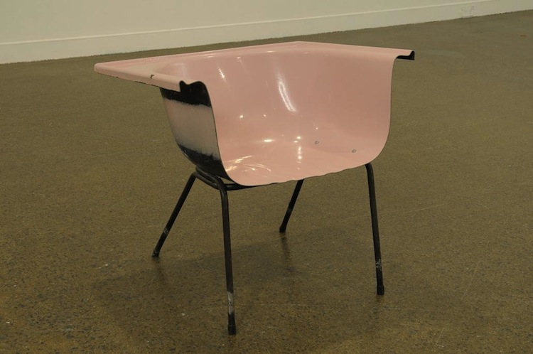 Stuart Ringholt Pink Chair 2011