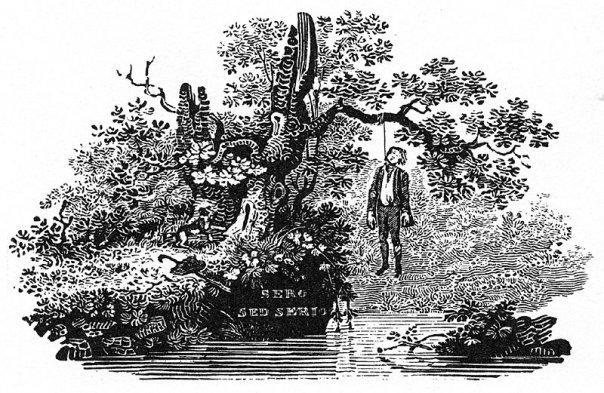 Thomas-Bewick-hanged-man