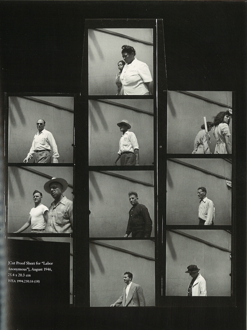 walker evans labor anonymous copy