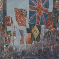 Childe Hassam-avenue of the allies great britain 1918-1918