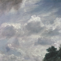 Constable_Study of clouds at Hampstead-1821
