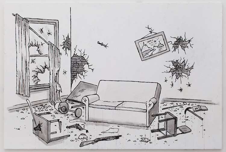 Julian-Hoeber,-Living-Room,-2014