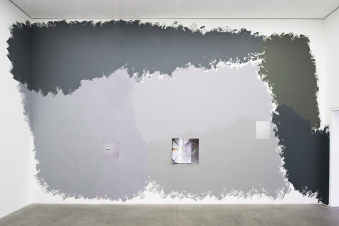 Philomene Pirecki White Wall, Alison Jacques gallery (15-58, 16-03, 16-04, 16-02, 16-01 _ daylight, 19-12-13), 2014