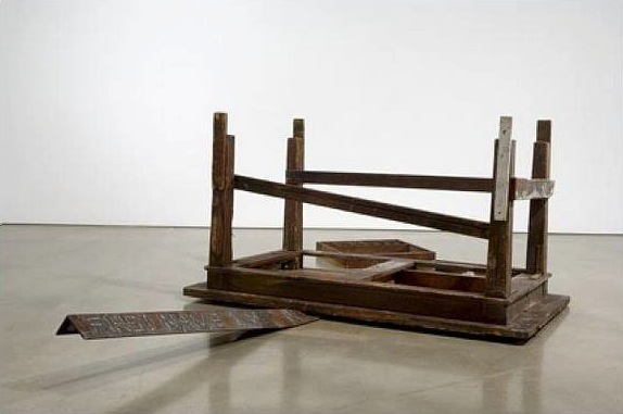 Hans Haacke, Untitled #1, 2005