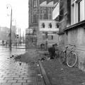 Jan Dibbets-Museum Sokkel met vier hoeken van 90gr (1969)