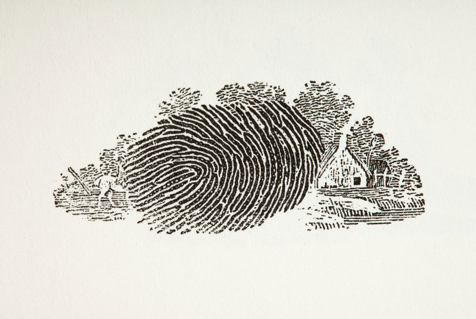 Thomas Bewick Wood Engraving from Vignettes 1827