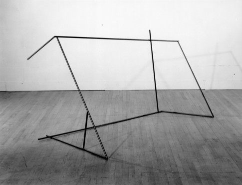 William Tucker, Cat's Cradle, 1971
