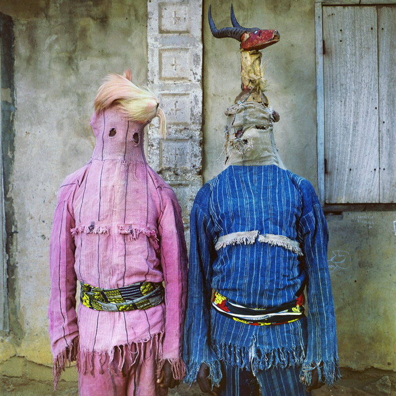 Atam Masquerader, Alok Village, Cross River, Nigeria, 2004