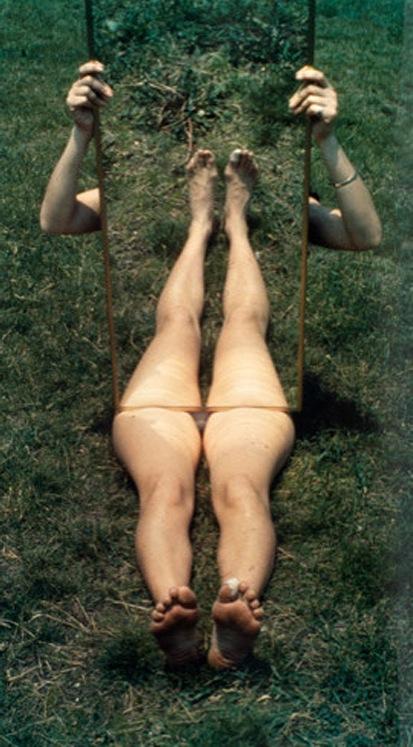 Joan Jonas Mirror Piece
