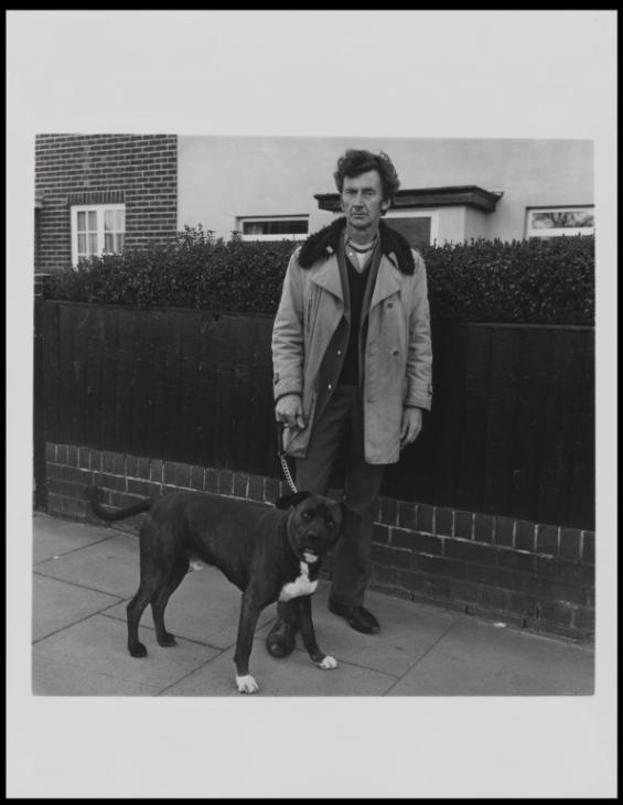 Walking the Dog 1976-9 Keith Arnatt 1930-2008 Presented by Tate Patrons 2010 http://www.tate.org.uk/art/work/T13072