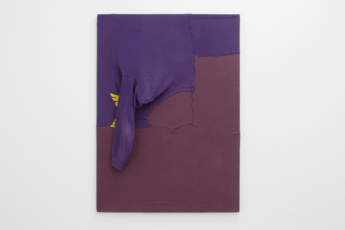 christian tonner, no expectations (violet bloom), 2012
